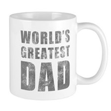 World's Greatest Dad (Grunge) Mug