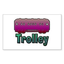 Trolley Decal