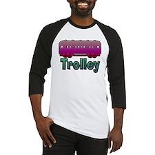 Trolley Baseball Jersey