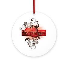 Patterson509 Ornament (Round)