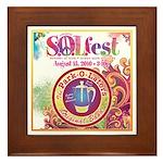 S.O.L Fest 2009 Framed Tile