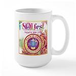 S.O.L Fest 2009 Large Mug