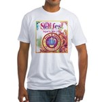 S.O.L Fest 2009 Fitted T-Shirt