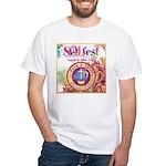 S.O.L Fest 2009 White T-Shirt