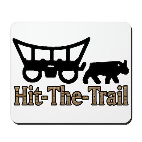 Hit-The-Trail Mousepad