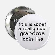 """Cool Grandma 2.25"""" Button"""