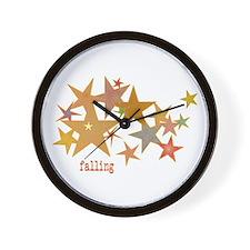 Earth starZ Wall Clock