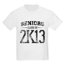 seniors 2k13 T-Shirt