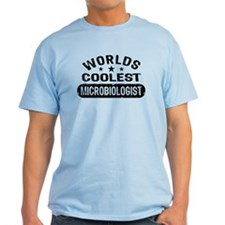 World's Coolest Microbiologist T-Shirt