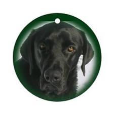 Jaxon Ornament (Round)