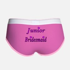 Junior Bridesmaid Simply Love Women's Boy Brief
