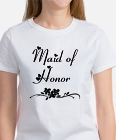 Classic Maid of Honor Women's T-Shirt
