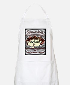 *Definition of Spunky* Apron