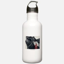 """One Man's Opinion"" Water Bottle"