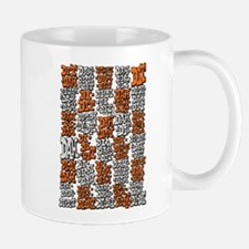 Morse Code A to Z Mug
