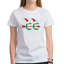 Cross Country Christmas Tee