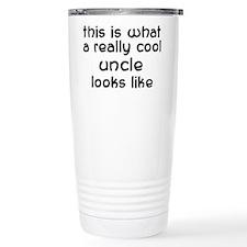 Cool Uncle Travel Mug