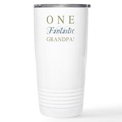 One Fantastic Grandpa Travel Mug