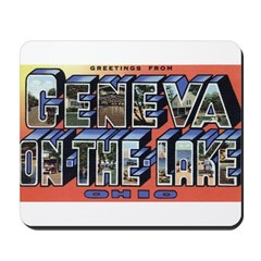 Geneva on the Lake Mousepad