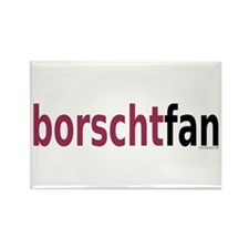 BorschtFan Rectangle Magnet