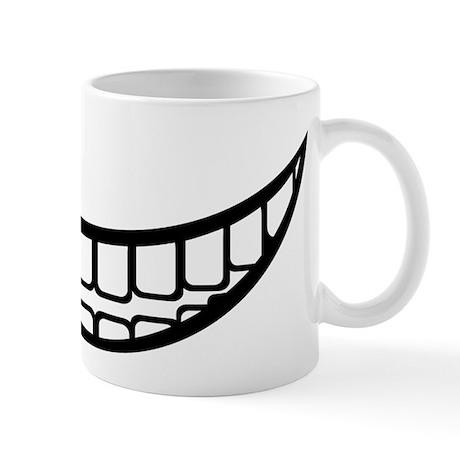 Smile mouth Mug