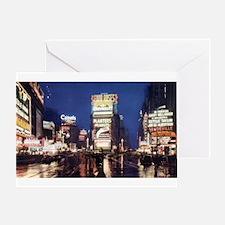 Classic New York City Greeting Card