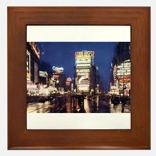 Classic New York City Framed Tile