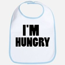 I'm hungry Bib