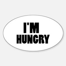 I'm hungry Decal