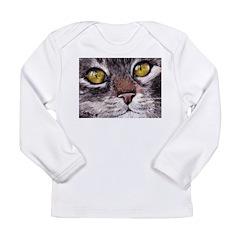 CATS EYES Long Sleeve Infant T-Shirt
