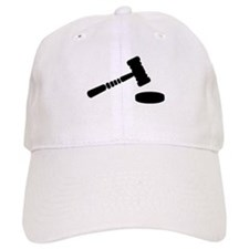 Judge hammer Baseball Cap
