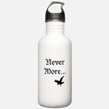 CROW 2 - NEVER MORE... Water Bottle