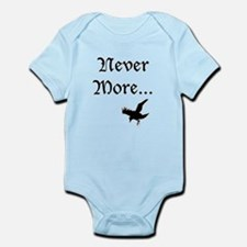CROW 2 - NEVER MORE... Infant Bodysuit