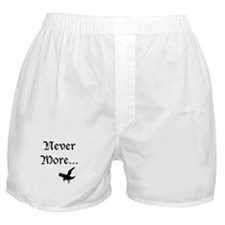 CROW 2 - NEVER MORE... Boxer Shorts