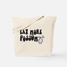 Eat More Possum Tote Bag
