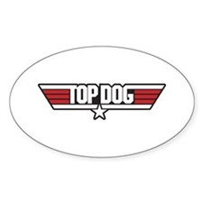 Top Dog Decal
