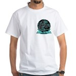 BMX Born to ride White T-Shirt