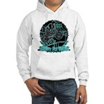 BMX Born to ride Hooded Sweatshirt