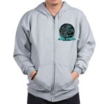 BMX Born to ride Zip Hoodie