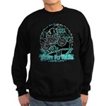 BMX Born to ride Sweatshirt (dark)