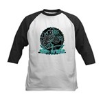 BMX Born to ride Kids Baseball Jersey