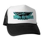 BMX Born to ride Trucker Hat