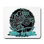 BMX Born to ride Mousepad