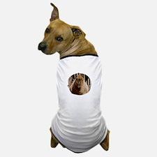 Capybara Staring Dog T-Shirt
