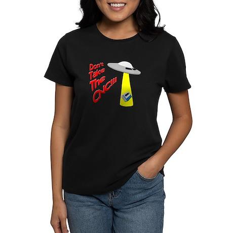 CNC and UFO Women's Dark T-Shirt