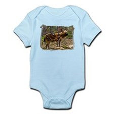 African Wild Dog 1932 Infant Bodysuit