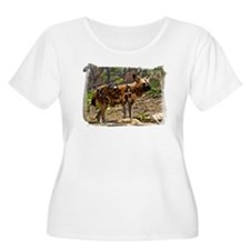 African Wild Dog 1932 T-Shirt