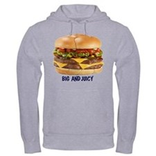 BIG AND JUICY CHEESEBURGER Hoodie
