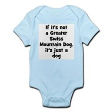 If it's not a Greater Swiss M Infant Creeper