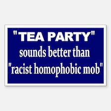anti-tea Decal